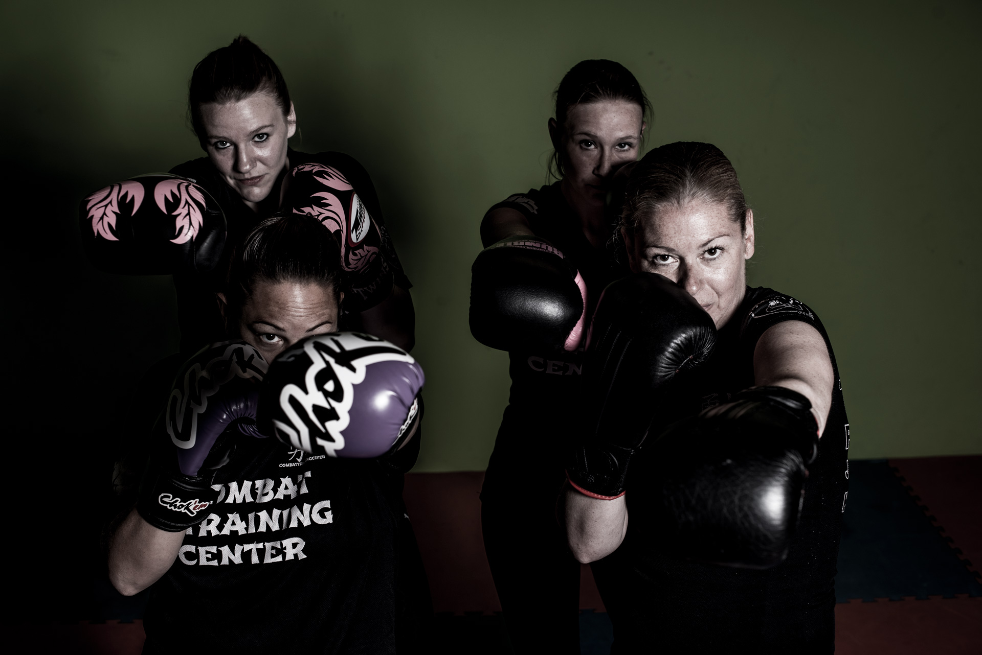 Kickboksen voor vrouwen in het Westland en Rotterdam